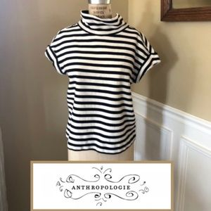9h15 still anthropologie post stamp top